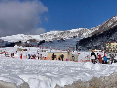 兵庫 ハチ高原スキー場