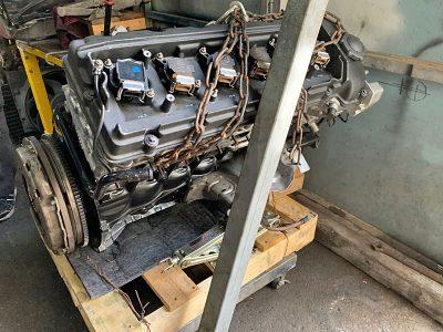 S50B32型エンジン