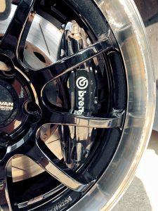 Brenbo F50キャリパー
